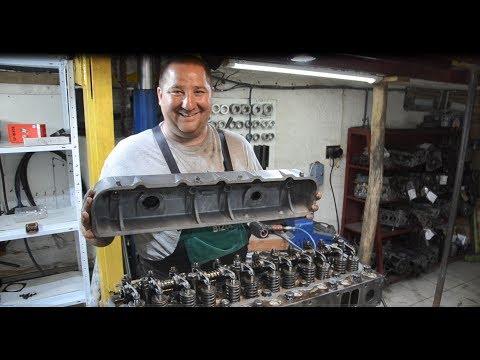 Ремонт/Реставрация Mercedes-Benz OM-366(Рекс)