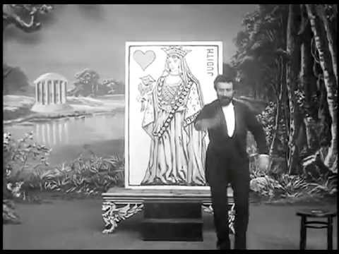 The Living Playing Cards (1904) - GEORGES MELIES - Score by Billy Duncan