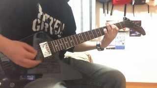 10-FEETの『RIVER』を弾いてみました。 原曲よりテンポを少し上げていま...