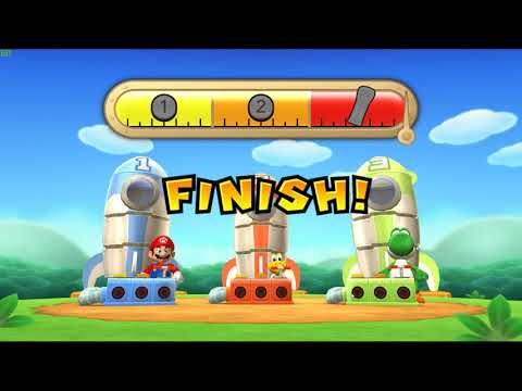 Super Mario Party 9 (Step It Up # 1)