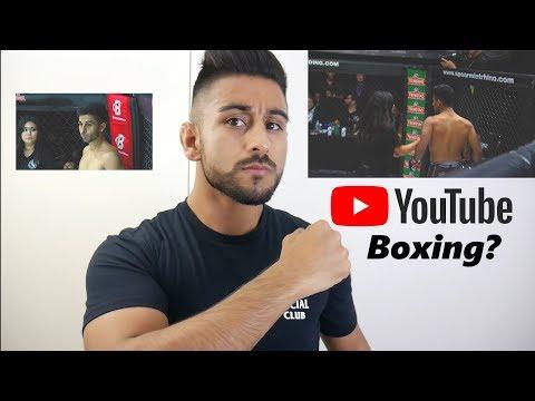 PROFESSIONAL FIGHTERS PREDICT KSI VS LOGAN PAUL **Boxing**