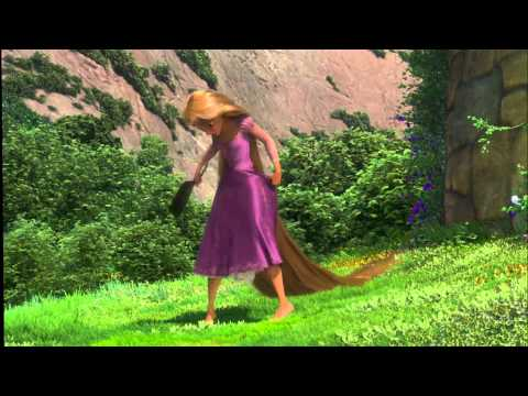 Disneys TangledRapunzel  When Will My Life Begin? Reprise 2  Music Scene 1080p HD