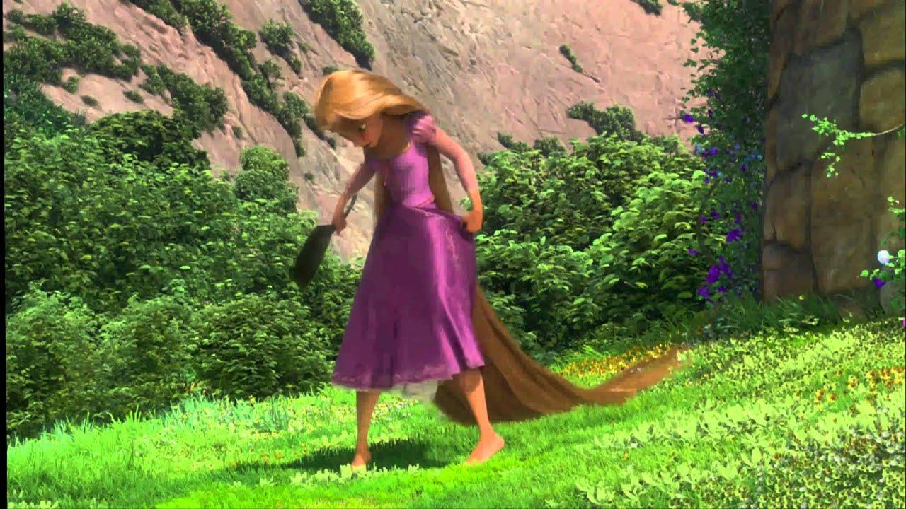 Girl Broke My Heart Wallpaper Disney S Tangled Rapunzel Quot When Will My Life Begin