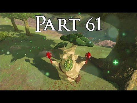 The Legend of Zelda Breath of the Wild Walkthrough Part 61 - Mirro Shaz Shrine - Hestu Locations