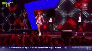 Alexandra Stan PERFORMANCE Disco Pod Gwiazdami Stężyca POLAND