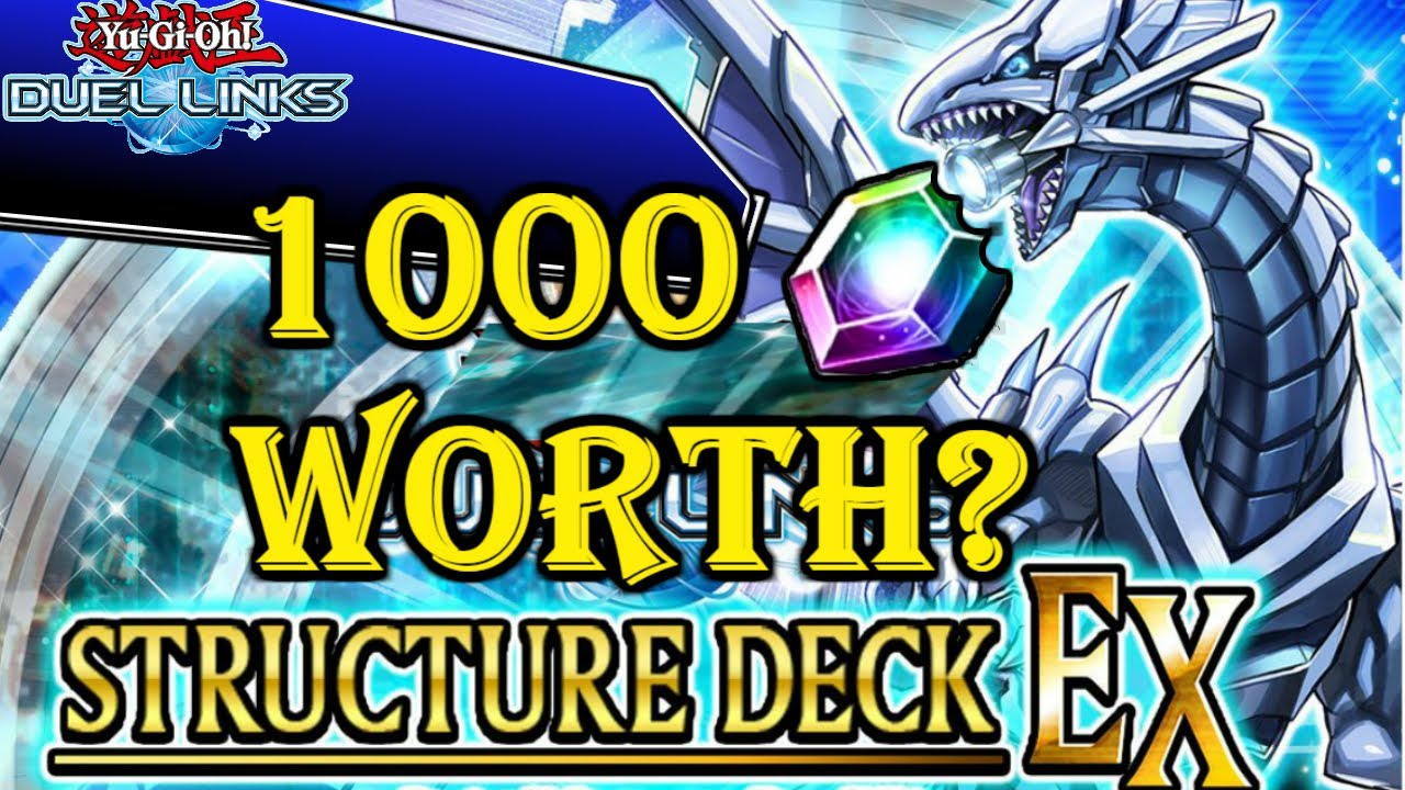 Is the White Dragon of Legend worth 1000 Gems? [F2P Yu-Gi-Oh! Duel Links]