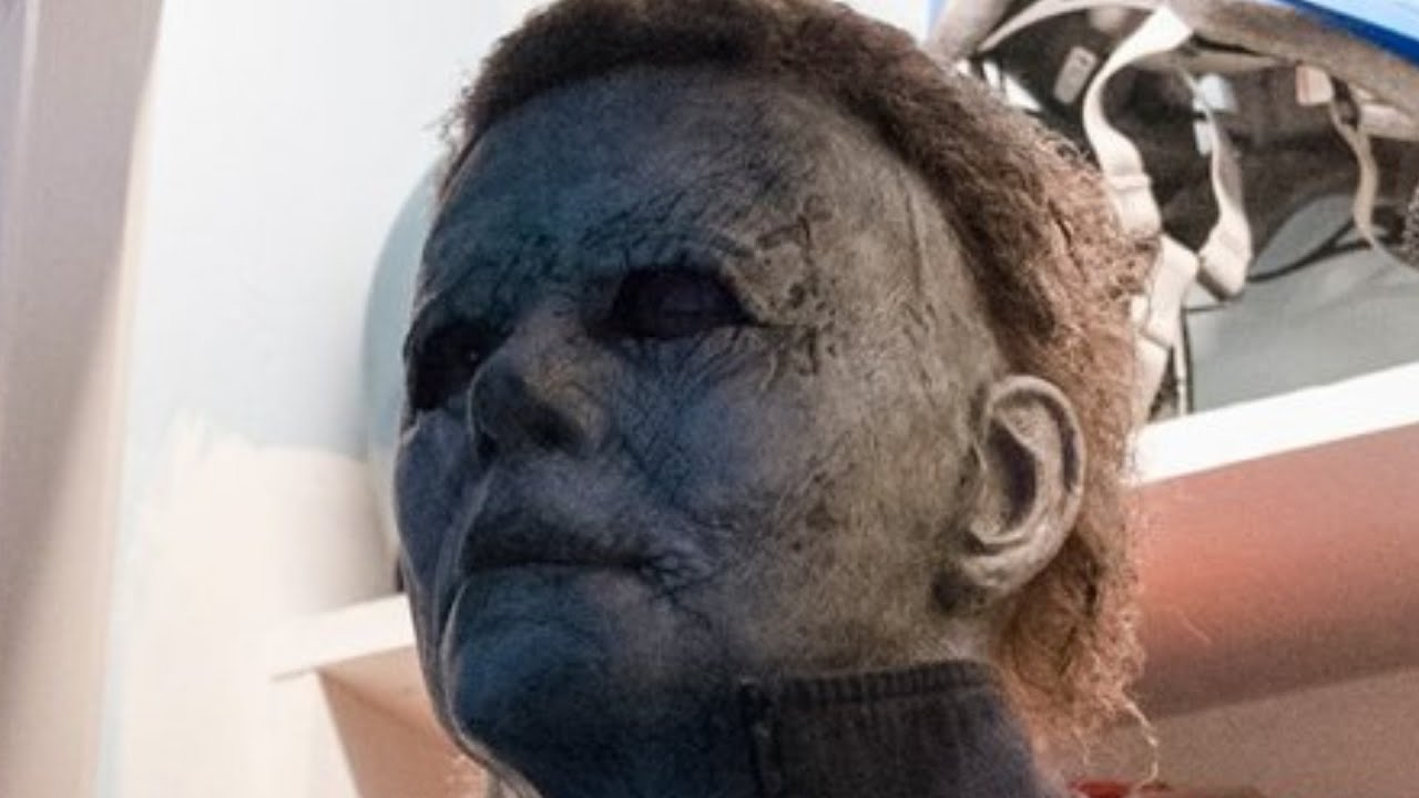 What The Actor Who Plays Michael Myers Really Looks Like