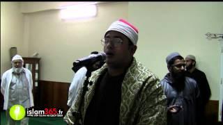 Adhan par Sheikh Mahmood Al Shahat Mouhammad Anwar - Saint pierre ( Réunion)