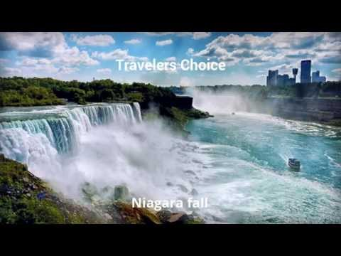 Travelers Choice: Niagara falls || Places To Travel In usa and canada