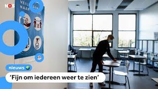 Proef: middelbare school open voor meer leerlingen