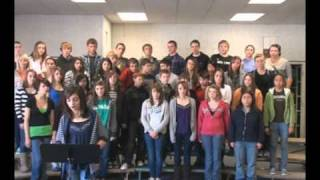"For ""Gramma Peg"" Fleming:  The Rope - Fallon (Nevada) Junior High Choir"