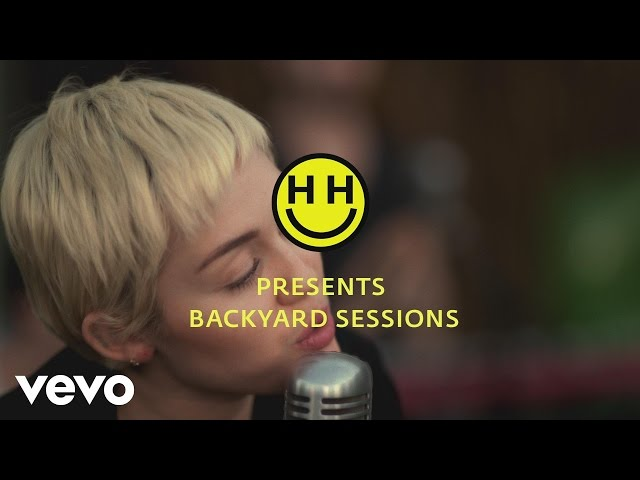 Happy Hippie Presents: Peace Will Come (According to Plan) (Performed by Miley Cyrus & ...