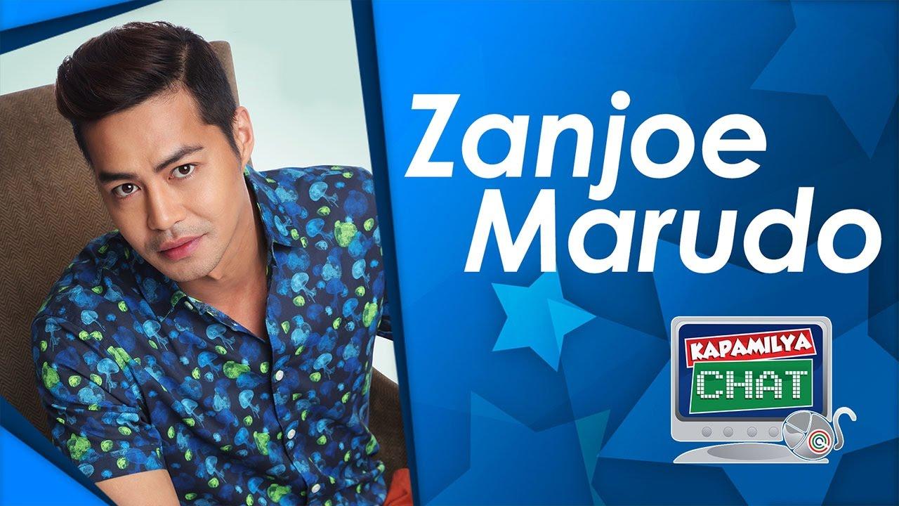 Kapamilya Chat with Zanjoe Marudo for The Third Party