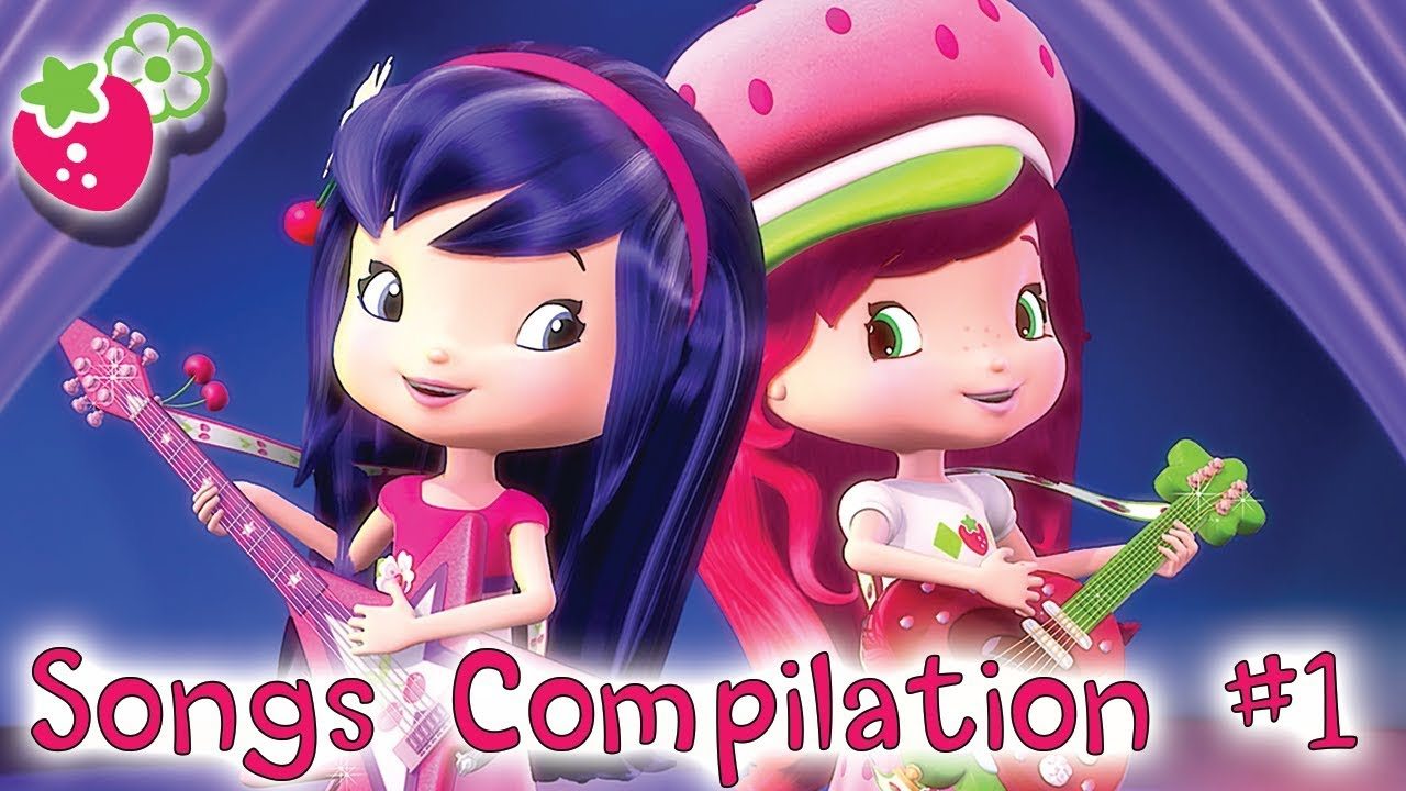 Download Sing with Strawberry Shortcake 🎶🎶🍓 SONGS COMPILATION #1 🍓All 'Berry Bitty Adventures' Songs!