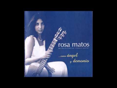 Rosa Matos - Como Angel y Demonio (Cuban Guitar)