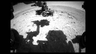 Space Curiosity Passes 5K Mark, Leaves Behind Terrain Of Sharp Rocks   Video