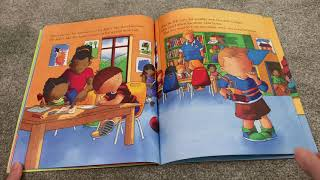 Harry and the Dinosaurs go to School - by Ian Whybrow & Adrian Reynolds  - Story Read Out Aloud.