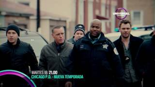 Ver serie chicago pd