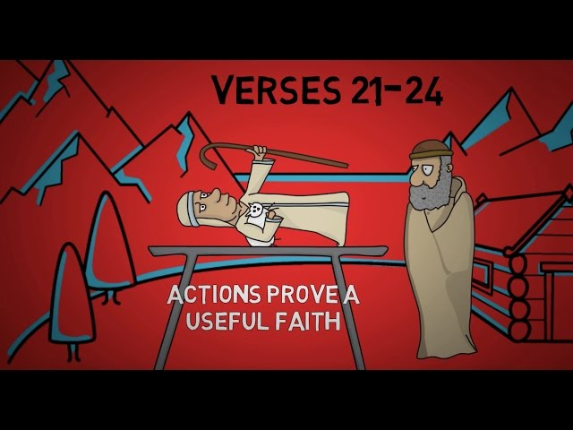 James 2:14-26 Animated Interpretation
