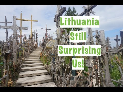 LITHUANIA still surprising us!