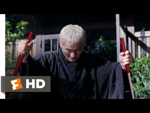The Blind Swordsman: Zatoichi (9/11) Movie CLIP - Zatoichi Kills Everyone (2003) HD