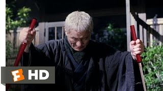 The Blind Swordsman: Zatoichi (9/11) Movie CLIP - Zatoichi Kills Everyone (2003) HD