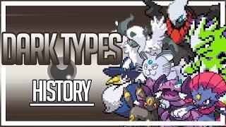 Dark Pokemon GOOD or BAD?! - History Gen 2-7