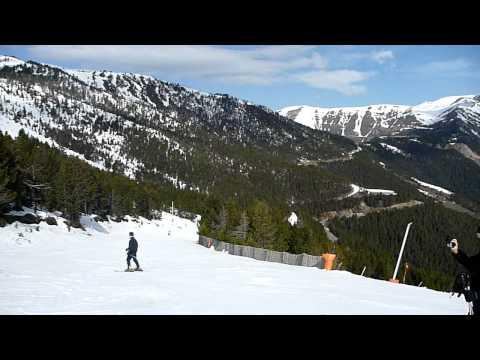 Skiing Andorra La Massana Easter 2010 029
