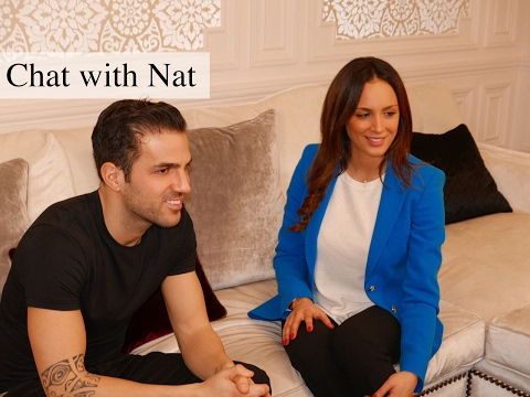 Cesc Fàbregas chats with Natacha Tannous (SV) - BEST OF ©