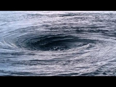 amazing whirlpool in the ocean biggest whirlpool in the world youtube. Black Bedroom Furniture Sets. Home Design Ideas