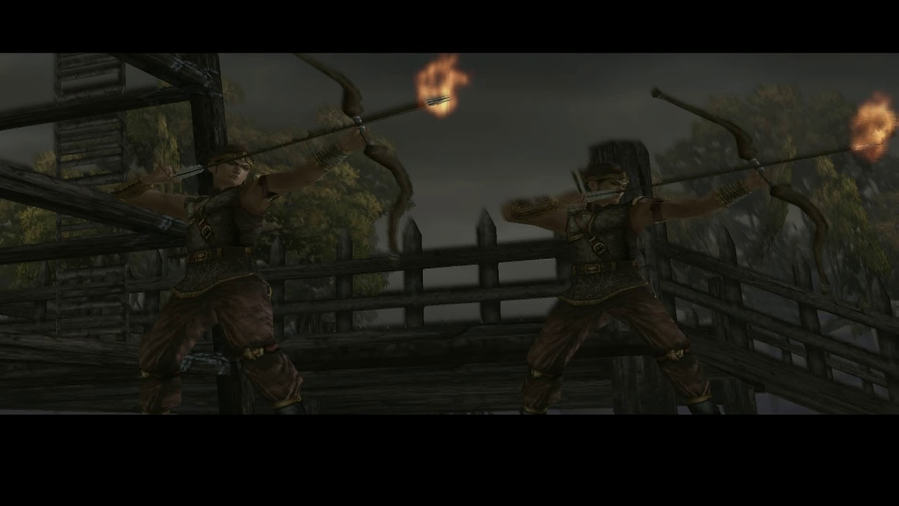 Dynasty Warriors 4 - AI Gameplay (Zhao Yun) - YouTube