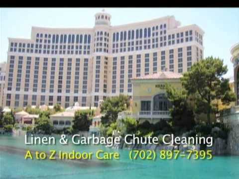 Linen & Garbage Chute Cleaning