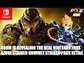 Nintendo Switch - DOOM is Revealing The Real Fans! Azure Striker Info & MORE!
