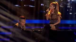 Ariana Grande - Break Free + Problem + Award (Live at 'BAMBI AWARDS')