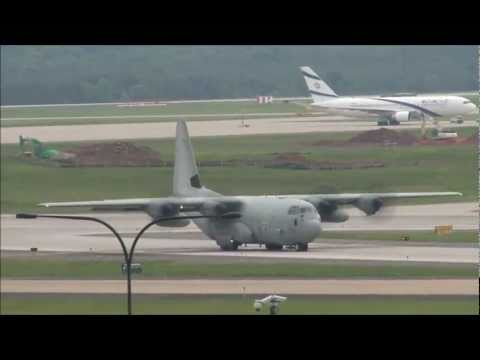 Spotting at Washington Dulles International Airport - May 20, 2011