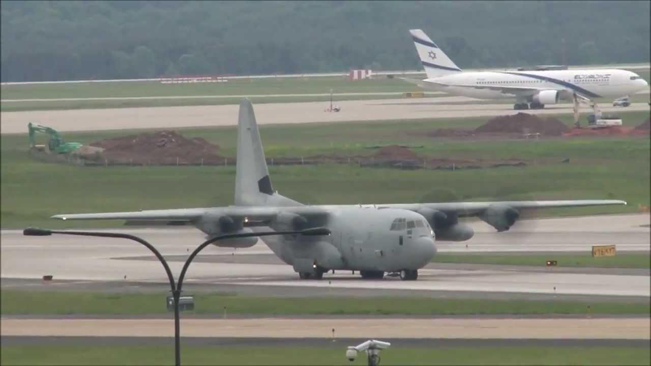Spotting at Washington Dulles International Airport - May ...