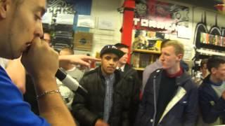 NEWBLOOD AT SOUNDWAVES DJ DEVAN LYRICAL B/KILLA DEE/JACKKNIFE/DIZZLE