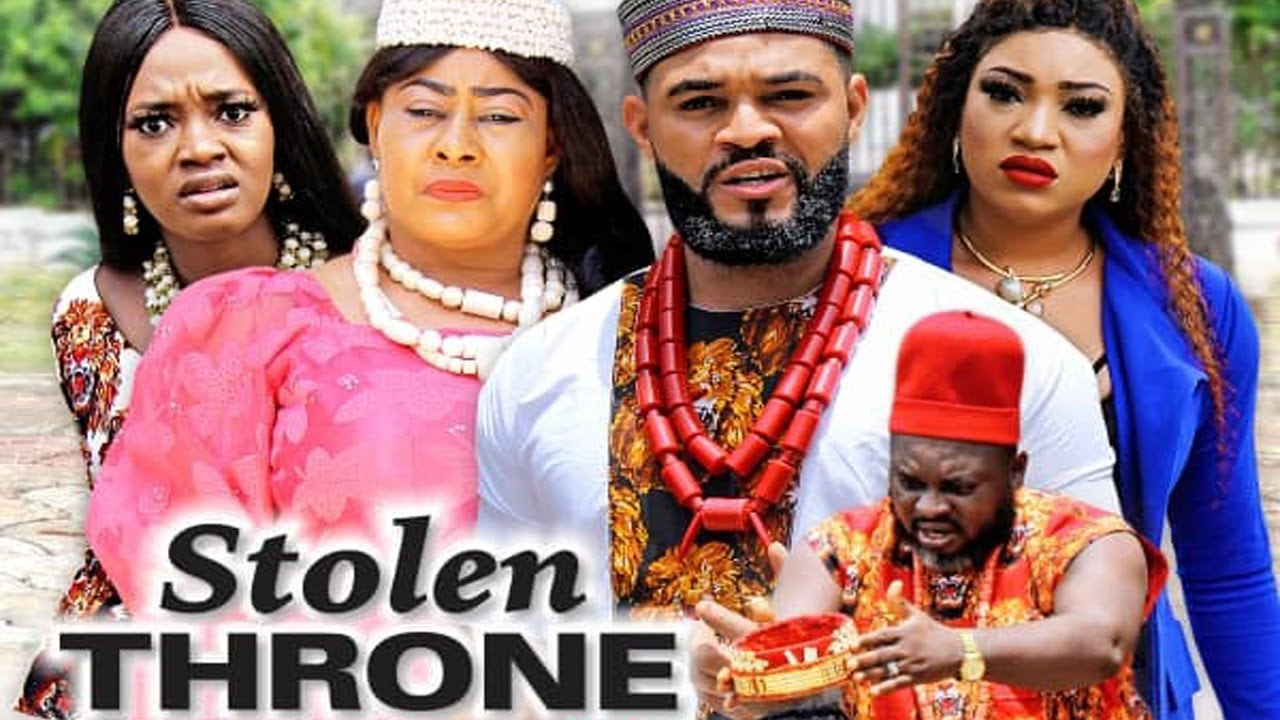 Download STOLEN THRONE SEASON 6 {NEW MOVIE} - 2020 LATEST NIGERIAN NOLLYWOOD MOVIE