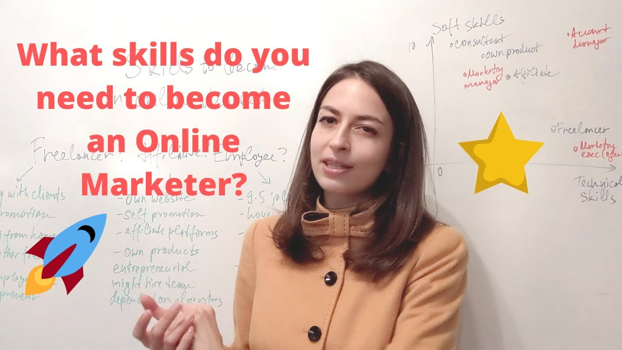 The Skills You Need in Digital Marketing