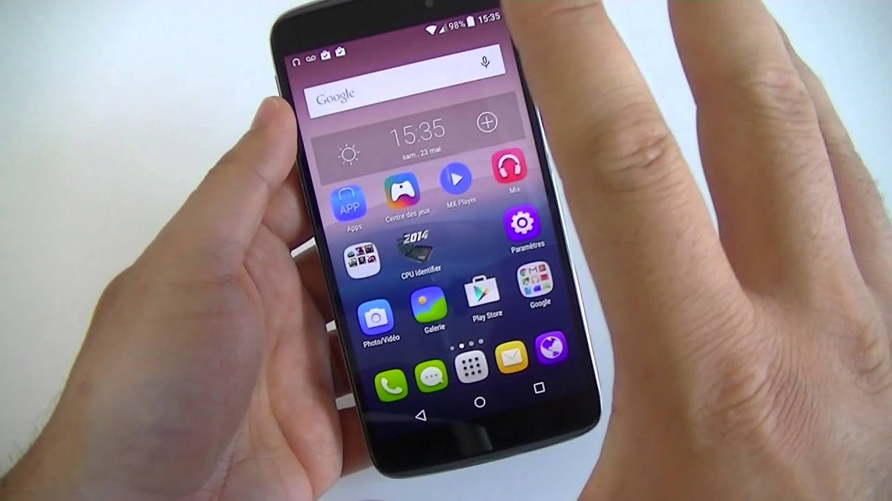 ALCATEL ONE TOUCH IDOL 3 - test par Top-For-Phone.fr