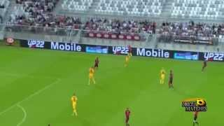 Video Gol Pertandingan FC Girondins De Bordeaux vs Kairat
