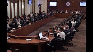 OEA aprueba resolución sobre crisis en Nicaragua