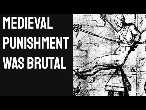 You Won't Believe How Criminals Were Punished in Medieval England!