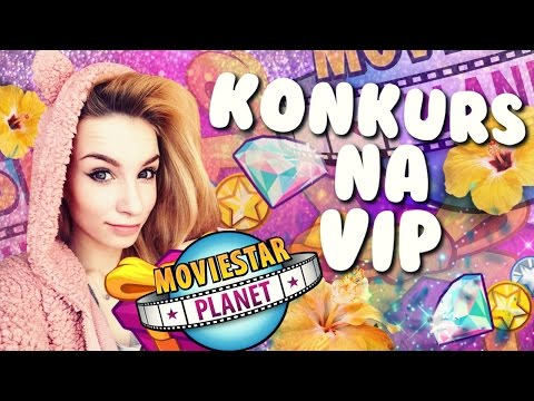 KONKURS NA VIP! - MovieStarPlanet #12