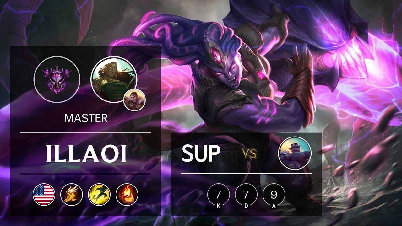 Illaoi support