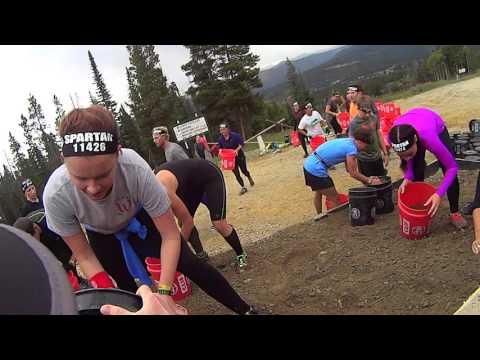 Spartan Sprint - Breckenridge 2016