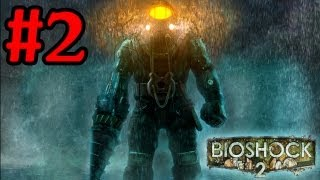 Bioshock 2 Big Brass Balls Walkthrough Part 2 Meet Tenenbaum Xbox360 1080p