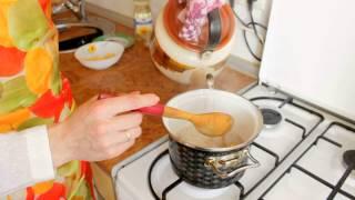 Макароны с сыром и яйцами