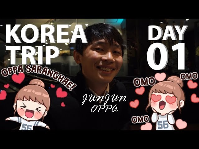 KOREA DAY 1: SCAMMED BY A TAXI DRIVER IFC Vlog 8