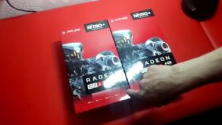 Видеокарты для майнинга. AMD Sapphire Nitro+ RX470. Mining